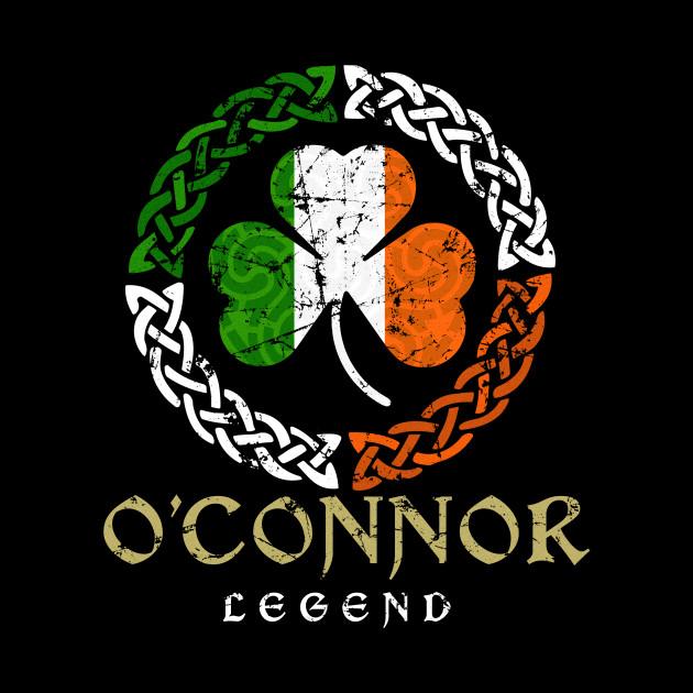 O'Connor (Irish Legend)