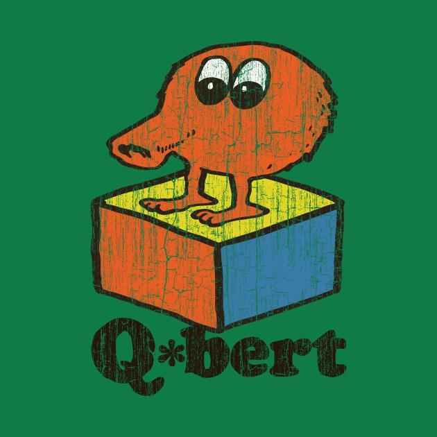 Q*bert 1982