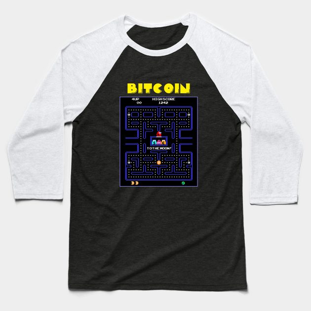 HODL Power To The Trader I Told You So Pac Man Bit Coin Cryptocurrency Unisex Tee Investing Shirt Crypto Shirt