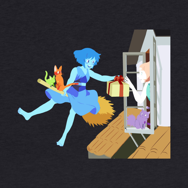 Lapis's Delivery Service