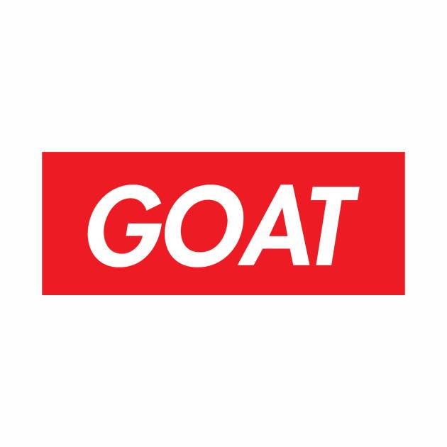 719cde2605bc Supreme GOAT - Goat - Baseball T-Shirt | TeePublic