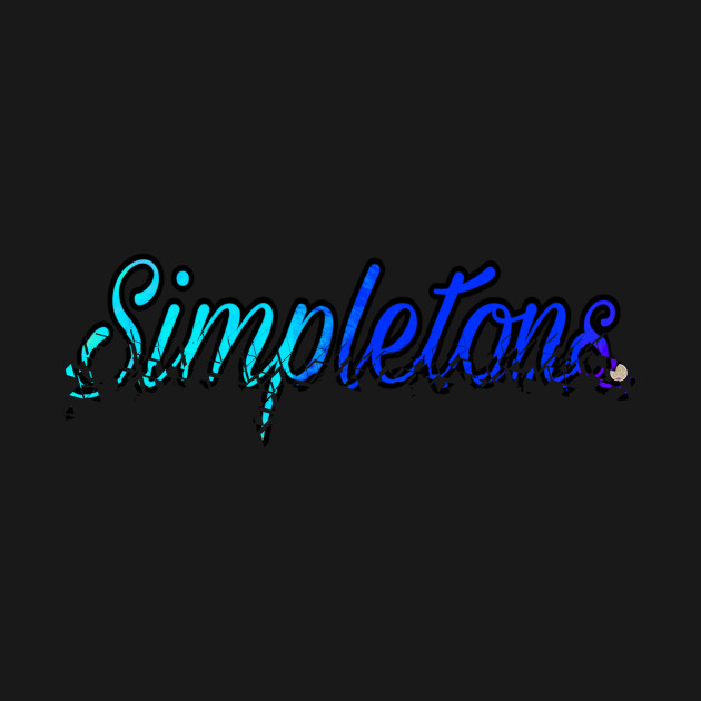 Gaming Simpletons Letters