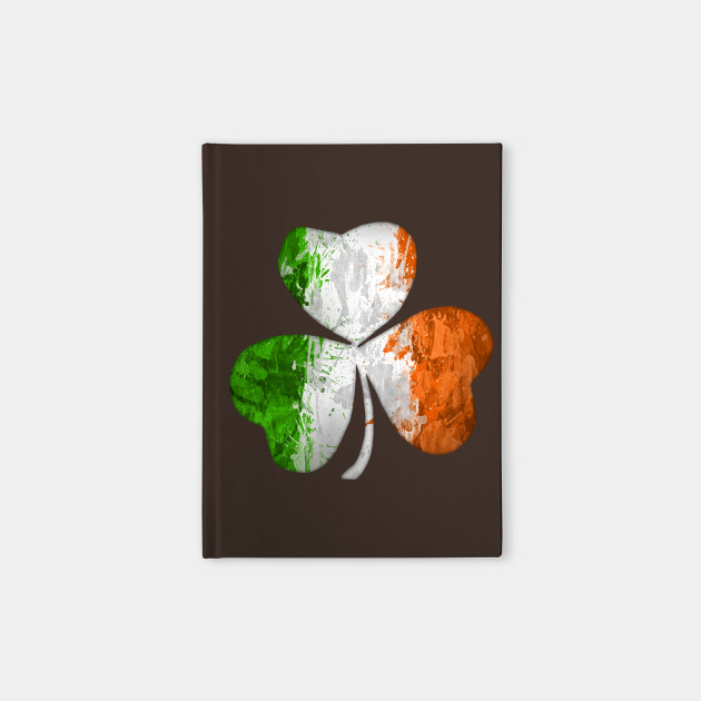 Irish Shamrock Grunge