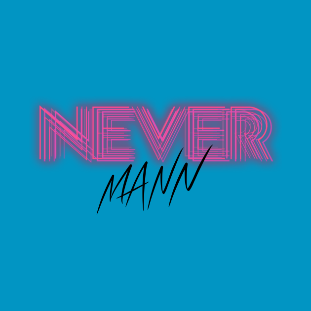 NeverMann logo