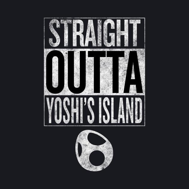 Straight Outta Yoshi's Island