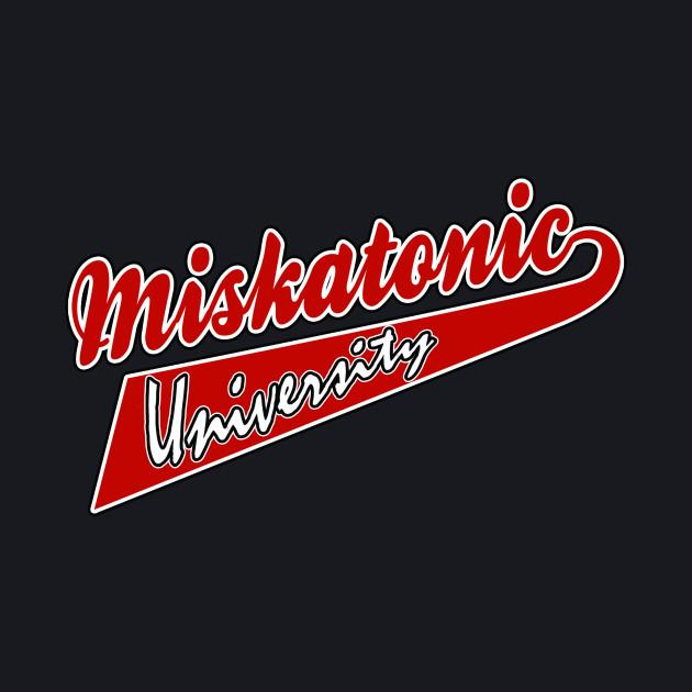 MISKATONIC UNIVERSITY Co-Ed Shirt