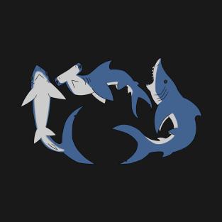 Sharks t-shirts