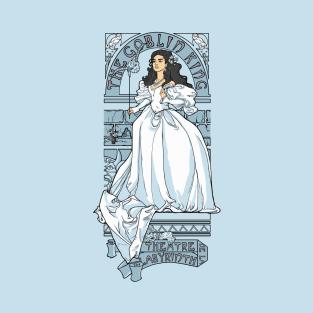 Theatre de la Labyrinth t-shirts