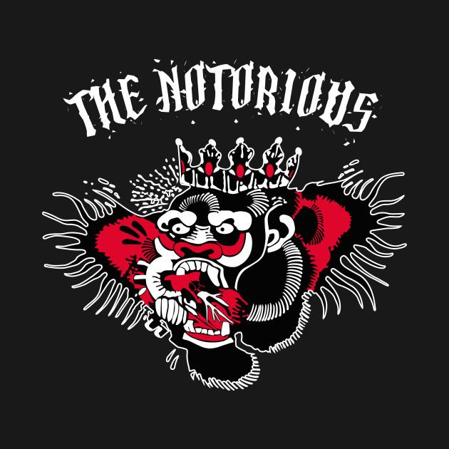 conor mcgregor notorious gorilla inspiring tshirt