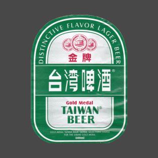 Taiwan Beer t-shirts