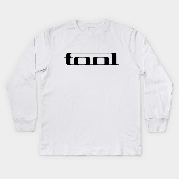 1a3bf9bf TOOL - Band Merch - Kids Long Sleeve T-Shirt   TeePublic