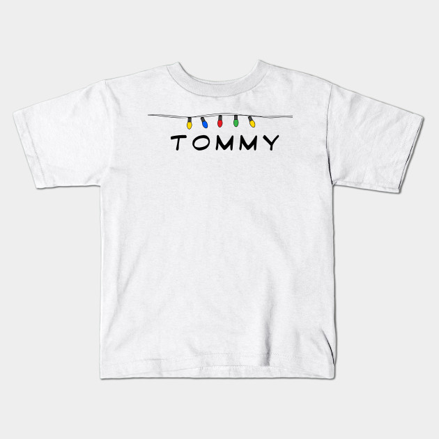 TOMMY stranger things