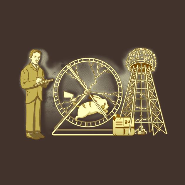 Teslas Secret T-Shirt