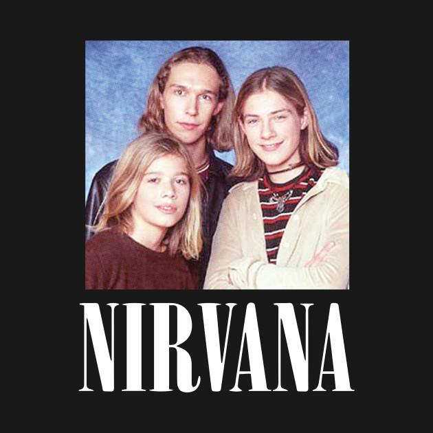 hanson nirvana t shirt
