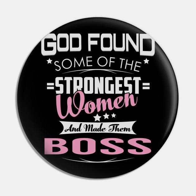 Boss Strongest Women