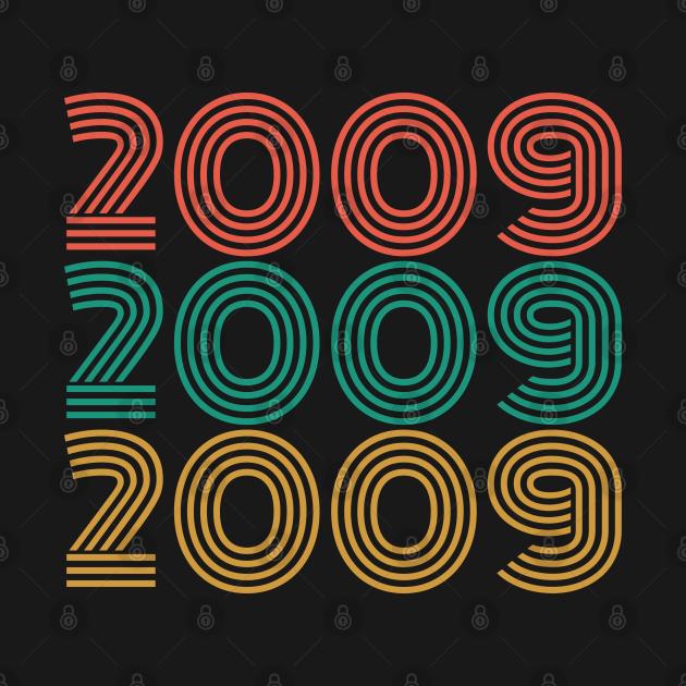 2009: Vintage 2009