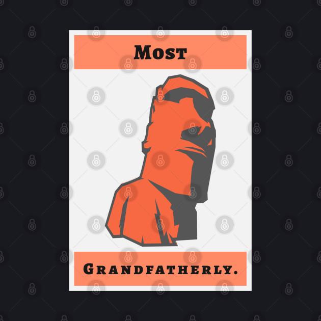 Most Grandfatherly Grandpa
