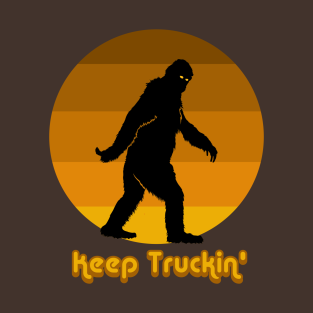 Vintage Bigfoot t-shirts
