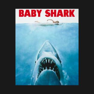 70a4272b Baby Shark T-Shirts | TeePublic