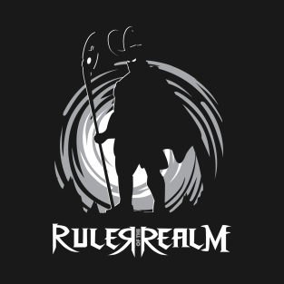 Ruler of the Realm t-shirts