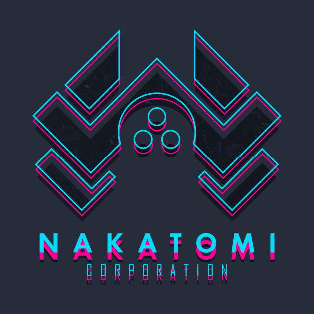 Nakatomi Corporation 80s