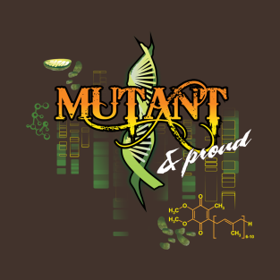 ed6a1873b Mutant of the Mitochondria T-Shirt
