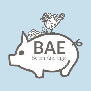 b43b5086e5 Bacon And Eggs T-Shirts | TeePublic