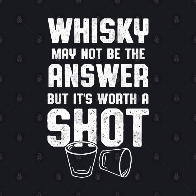 Whisky Worth A Shot Whisky Drinker
