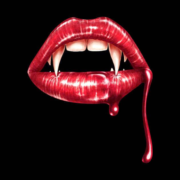 Gothic Vampire Halloween