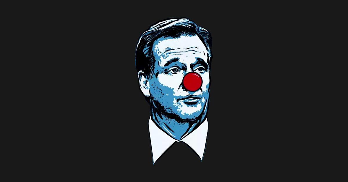8526c0ec3 Roger Goodell Clown - Roger Goodell - T-Shirt