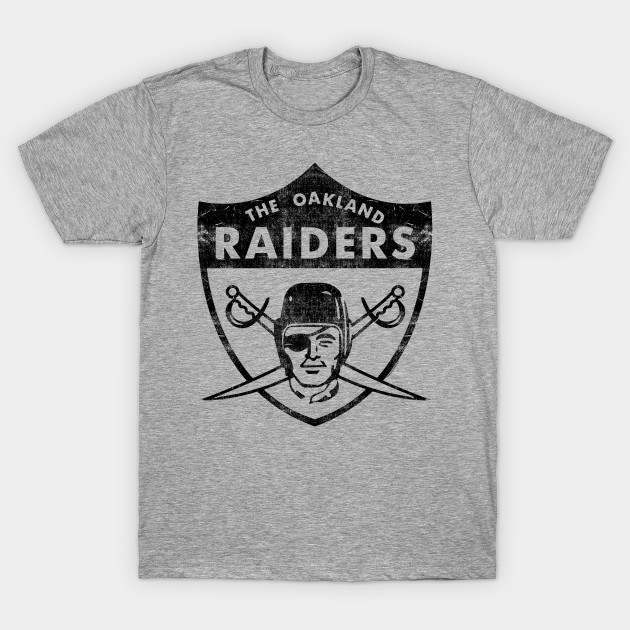 THE OAKLAND RAIDERS T-Shirt