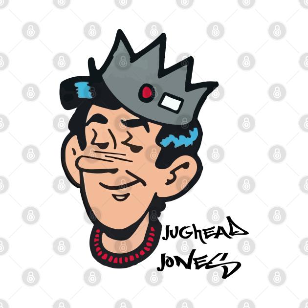 Jughead Jones Smirking