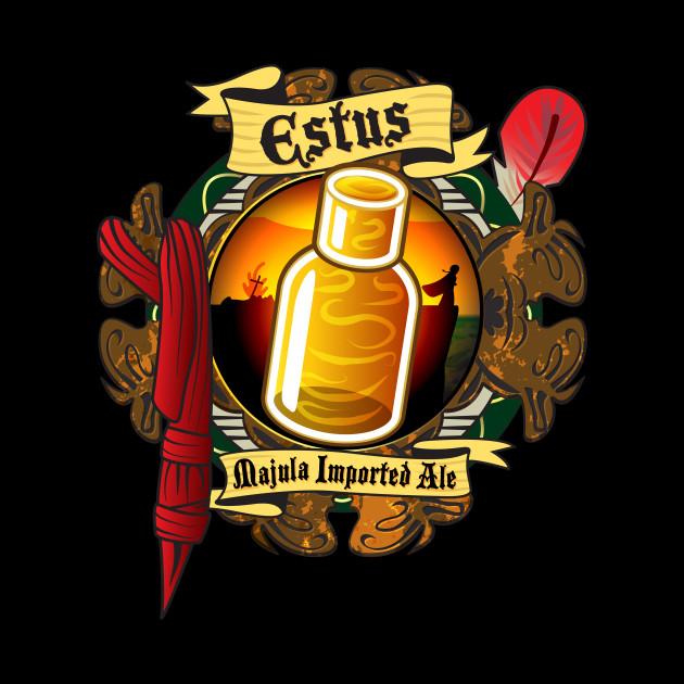 Estus Majula Imported Ale (Dark Souls 2)