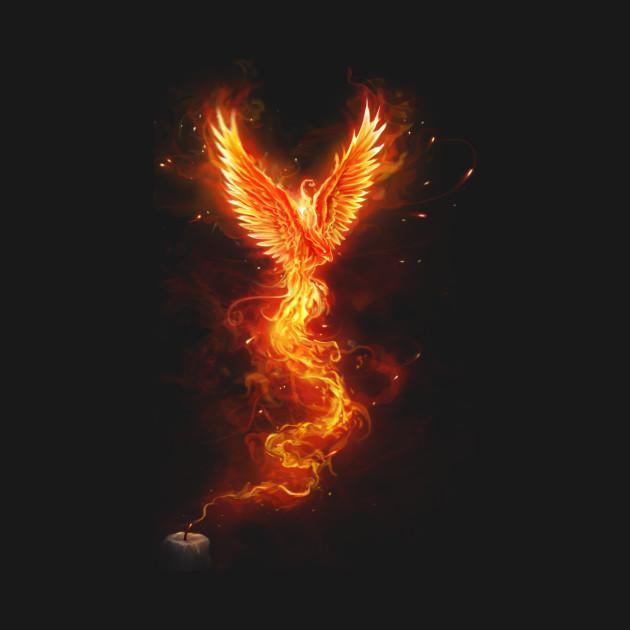 from the last spark phoenix phoenix on fire phoenix bird fire bird