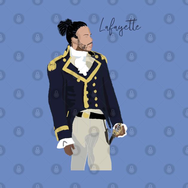 Hamilton Lafayette Daveed Diggs
