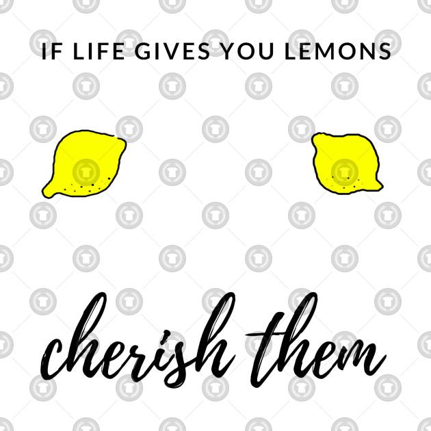 641cb5c7af5f If life gives you lemons - Small Boobs - T-Shirt | TeePublic