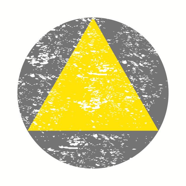 Legion Triangle distressed
