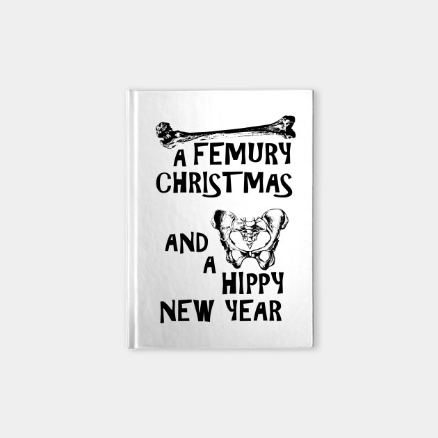Have Yourself a Femury Christmas and a Hippy New Year
