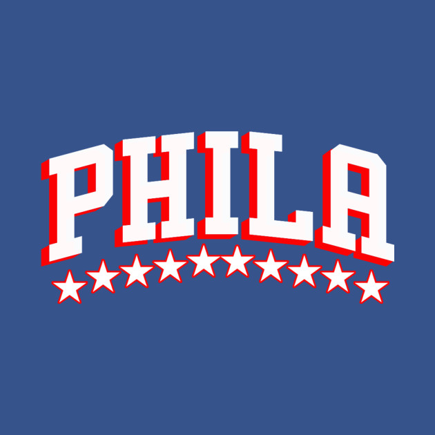 Sixers - Phila (Red and White)