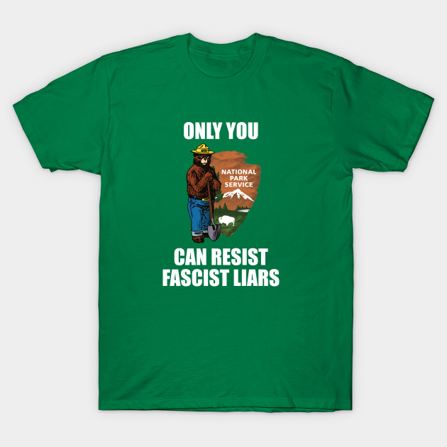 Only you can resist fascist liars