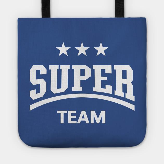 Super Team (White)