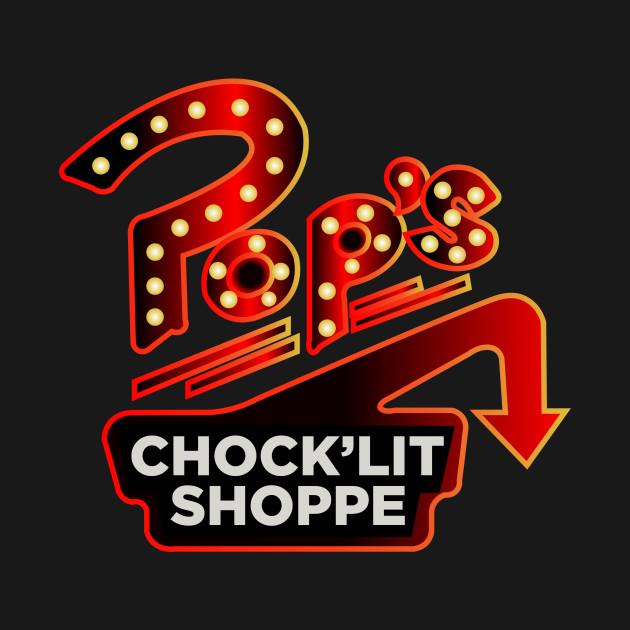 Riverdale Pop's Chock'lit Shoppe