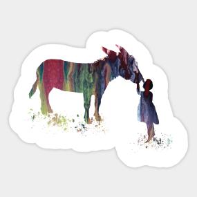 Farm Animals Stickers   TeePublic