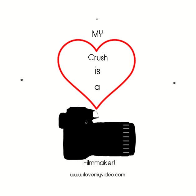 My Crush is a filmmaker!