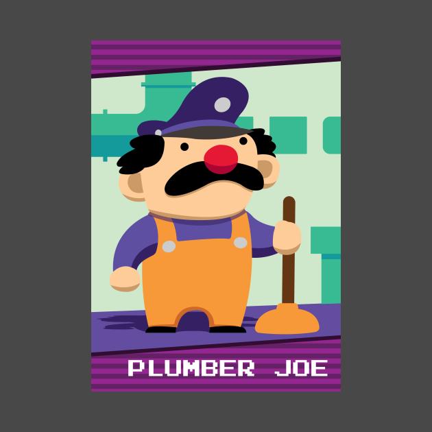 OC Do Not Steal: Plumber Joe by Harrison Public