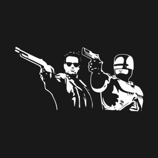 Bot fiction t-shirts