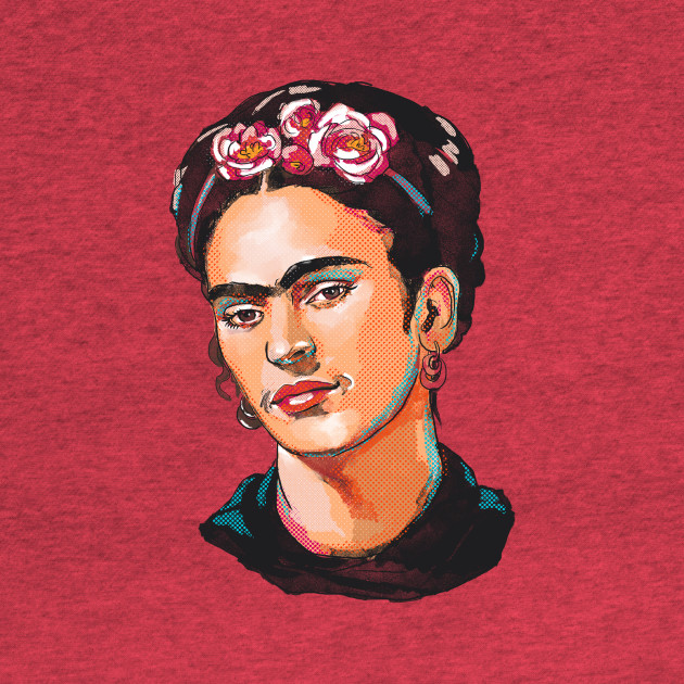 Frida Kahlo - artist and icon