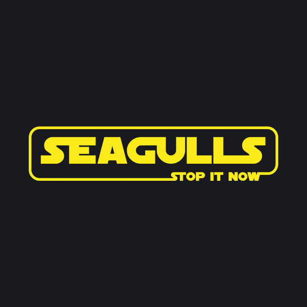 Seagulls ep1: Stop it now