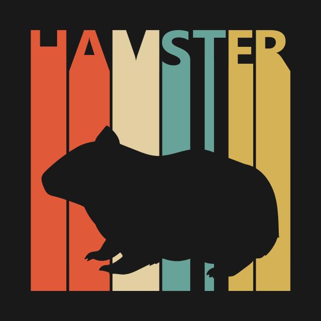 Vintage 1980s Hamster Pet Lover Gift