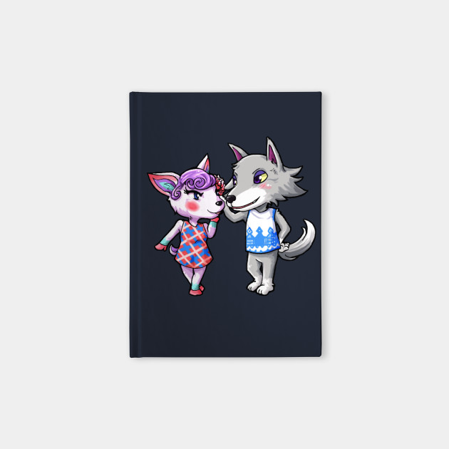 Animal Crossing Fang And Diana Animal Crossing Villagers